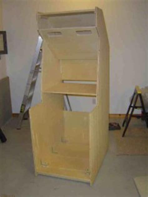 build your own arcade cabinet pdf diy diy arcade cabinet plans dining table