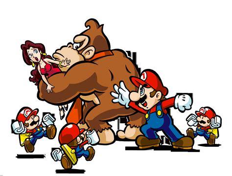 Screenshot For Mario Vs Donkey Kong Mini Land Mayhem