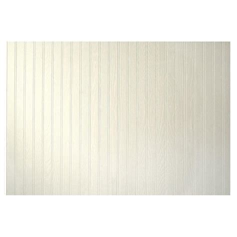 316 In X 48 In X 32 In Pinetex White Wainscot Panel