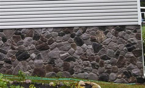 remodeled foundation with decorative ringwood nj
