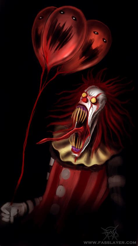 Background Digital Pennywise Clown Pennywise Wallpaper by Pennywise By Fasslayer On Newgrounds