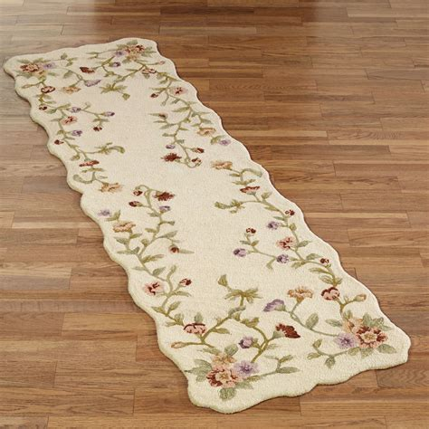 floral area rugs floral jubilee hooked area rugs