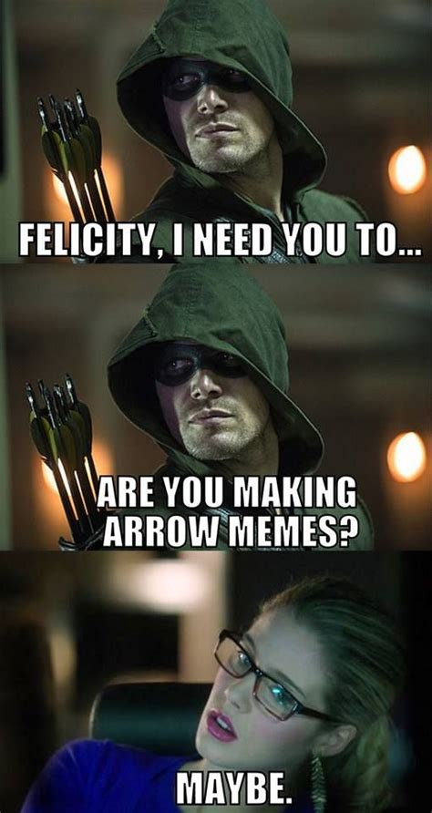 Arrow Memes 17 Best Images About The Flash Arrow On Willa