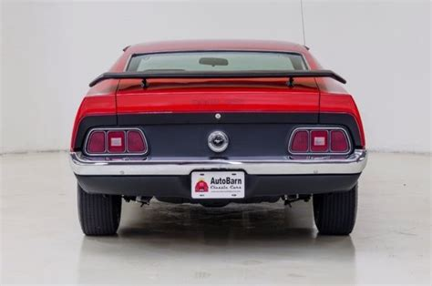 1971 Ford Mustang 351 Boss 39424 Miles Red Coupe 351