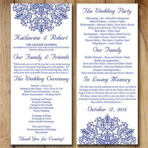 wedding ceremony template products  wanelo