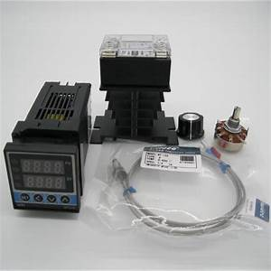 High Quality Digital Pid Temperature Controller Thermostat