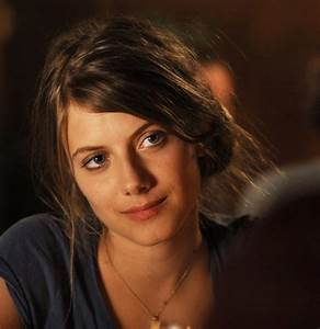 Lttp: That Melanie Laurent chick in Inglorious Basterds is ...