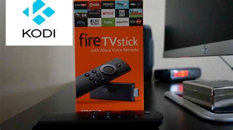 stick kodi fire tv amazon install jailbreak