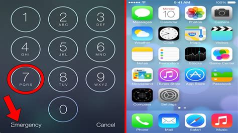 how to unlock iphone passcode how to unlock any iphone without the passcode