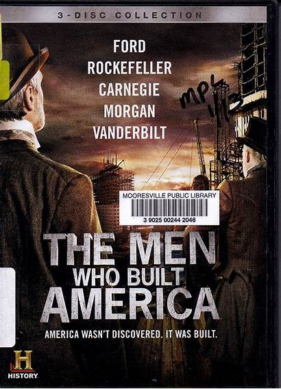America Built History Rooftop Channel States United
