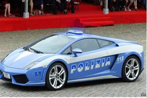 Best Police Cars In The World