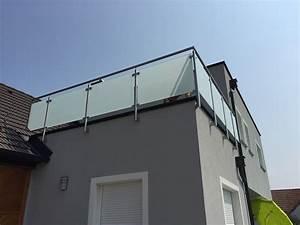 Milchglas Für Balkon : metallbau sonnleitner gel nder ~ Markanthonyermac.com Haus und Dekorationen