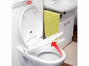 Wc Sitz Montageanleitung : infactory wc deckel automatischer wc sitz mit ~ Michelbontemps.com Haus und Dekorationen