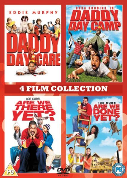 daddy day camp daddy day care