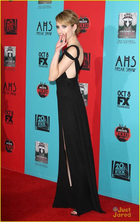 Emma Roberts & Fiance Evan Peters Are Perfect Hollywood ...