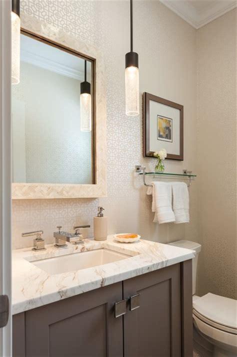 luxury powder room semi recessed bathroom sinks semi