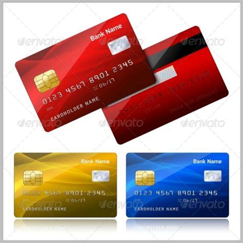 credit card designs  premium templates