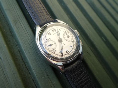 Gallet Commander EP42 | Mitka's vintage watch service.