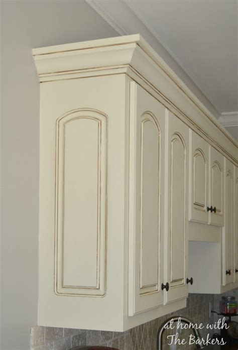 how to glaze oak cabinets glazing mdf versus real wood at home with the barkers