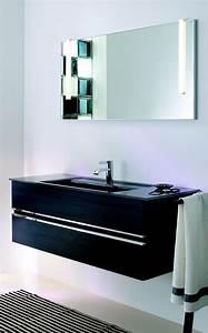 ensemble meuble bel burgbad With carrelage adhesif salle de bain avec 120 watt led