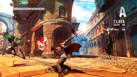 fight for freedom dmc may cry right wrong name usgamer