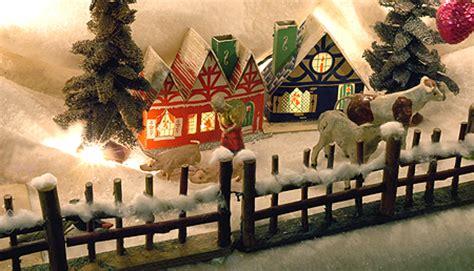 putz christmas village christmas putz