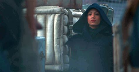 Is Sasha Banks A Jedi In 'The Mandalorian' Season 2? The ...