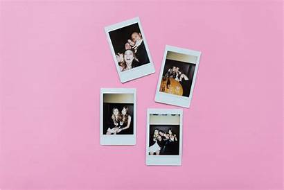 Polaroid Psd Mockups Pretty Behance Techie Avi