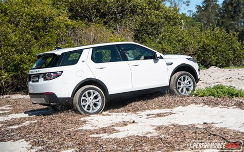 2017 land rover discovery sport 2017 land rover discovery sport hse td4 180 review