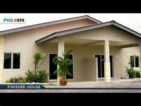 fast easy build  house   days  iris koto