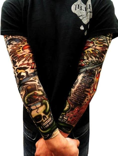 200 Incredible Sleeve Tattoo Ideas (Ultimate Guide