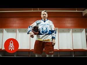 Meet the World's Oldest Hockey Player (Pre-Intermediate ...