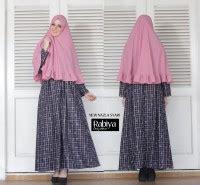 Nazla Dress baju muslim cantik gaun pesta muslim pusat busana gaun