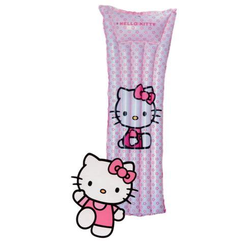 Matelas Gonflable Hello Kitty 170 Cm Pas Cher  Avenue De
