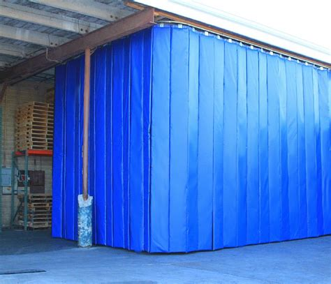 how to reduce industrial noise with sound absorbing curtains