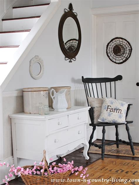 Finds Rooms by Country Style Decorating Town Country Living
