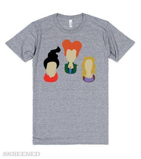 Sandersons (Dark) | T-Shirt | Hocus Pocus Shirts ...