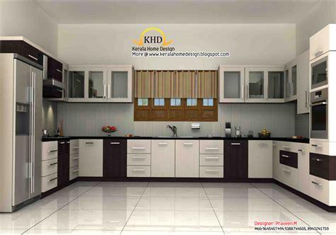 3d Rendering Concept Of Interior Designs  Kerala Home