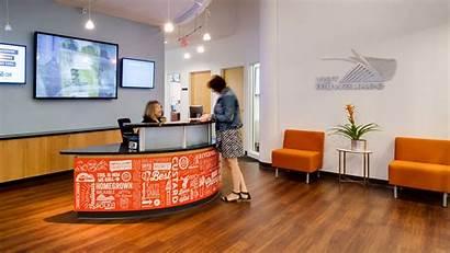 Milwaukee Visit Office
