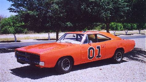 1968 Dodge Charger 'dukes Of Hazzard' 18356