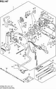 Opt Remote Control For 2013 Suzuki Df20a