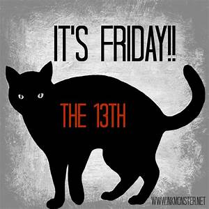 Happy Friday The 13th Quotes | www.imgkid.com - The Image ...