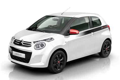 Citroën Lance La C1 Furio Au Look Plus Sportif Sur Le