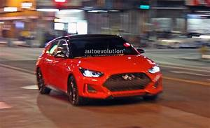Spied On Video  2019 Hyundai Veloster N Comes With Six