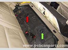BMW X5 Fuel Pump Replacement E53 2000 2006 Pelican