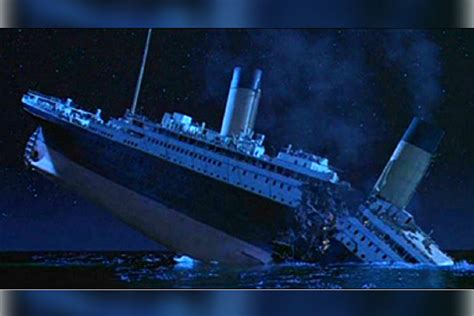 where did the titanic sink did an iceberg sink the titanic a journalist 39 s new