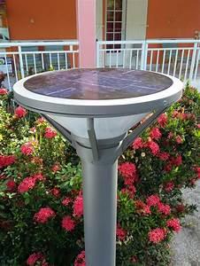 Lampe Solaire. emejing lampe solaire jardin de couleur contemporary ...