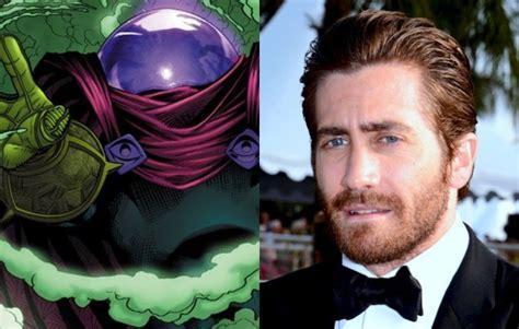 jake gyllenhaal teases spider man   home trailer
