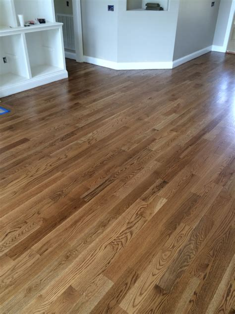 Minwax Floor Finish Colors by Special Walnut Floor Color From Minwax Satin Finish New