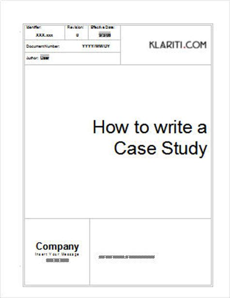 Template For Writing A Study by 18 Study Writing Hacks Writing Tips